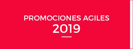 PROMOCIONES AGILES 2019